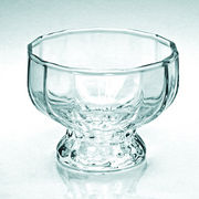 Hot Sale Ice Cream Glass Cup from  Fengyang Ruitailai Glassware Co. Ltd