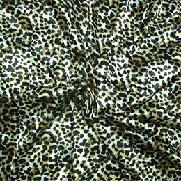 Printed full dull polyester stain fabric from  Suzhou Best Forest Import and Export Co. Ltd