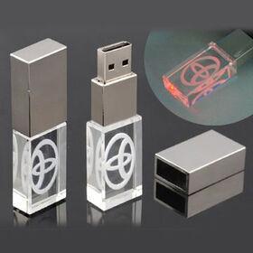 Crystal USB Flash Memory from  Shenzhen Sinway Technology Co. Ltd
