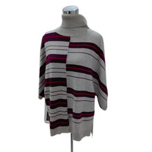 Knitted cashmere lady sweater from  Inner Mongolia Shandan Cashmere Products Co.Ltd