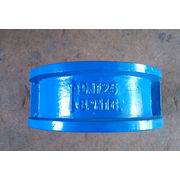China Wafer dual plated check valve