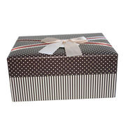 China Promotion Cardboard Gift Box, Customized, Eco-friendly Material