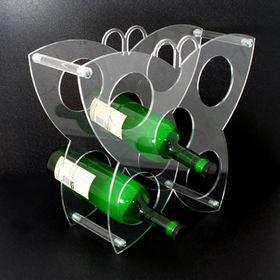 Wine Rack Display from  Dalco H.J. Co Ltd