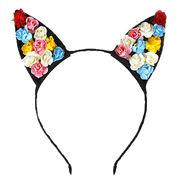 Wholesales Bunny/Cat Ear Headband from  Ebolle Fashion Accessories Co. Ltd