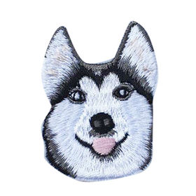 Cartoon Animal Embroidered Patches from  Ebolle Fashion Accessories Co. Ltd