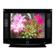 21-inch pure flat CRT TV from  GUANGZHOU SHANMU ELECTRONICS PRO.CO.,LTD