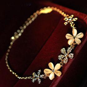 Popular Metal Alloy Bracelet from  Chanch Accessories International Co. Ltd
