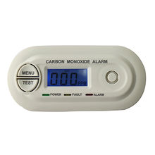LCD Display CO Carbon Monoxide Poisoning Sensor