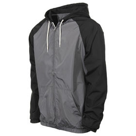 Outdoor men's windbreakers from  Fuzhou H&f Garment Co.,LTD