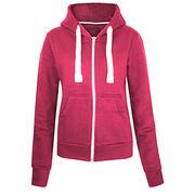 Full zip hoodie from  Fuzhou H&f Garment Co.,LTD