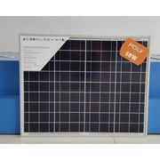 China 156x156 cell 12v 50w poly solar panel, wholesale