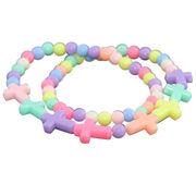Children color necklace sautoir from  HK Yida Accessories Co. Ltd