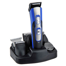 Rechargeable 5 in 1 clipper set from  Anionte International(Zhejiang) Co. Ltd
