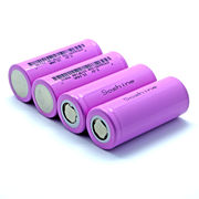China IFR 26650 3200mAh 30A 3.2V Rechargeable Flat Top Batteries-Pink