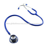 Dual Head Stethoscope from  NINGBO SINCERECARE IMPORT AND EXPORT CO.,LTD