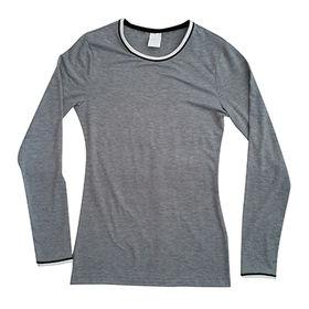 Scrub Stretch Shirt from  Changshu Kingtex Import And Export Co.Ltd