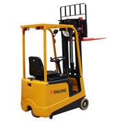 China 1000kg Capacity Mini-type Electric Forklift, Counter-balanced
