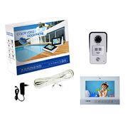 Villa intercom system from  Xiamen Leelen Technology Co. Ltd