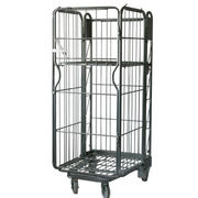 Wire Mesh Roll Cage from  Hebei Metals & Minerals Corp. Ltd