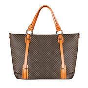 Synthetic Leather Handbag from  Fuzhou Oceanal Star Bags Co. Ltd