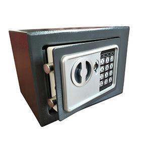 Mini Electronic Digital Safe from  Jiangsu Shuaima Security Technology Co.,Ltd
