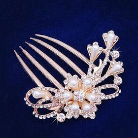 Fancy Bridal Headwear from  Chanch Accessories International Co. Ltd