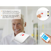 China 3G GSM Emergency calling system for elderly people with contact ID