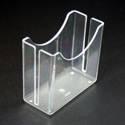 Acrylic bagel cutter holder from  Dalco H.J. Co Ltd