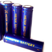 18650 3.6V/2600mAh Lithium-ion Battery from  Shandong Goldencell Electronics Technology Co. Ltd
