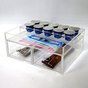 Acrylic display holder from  Dalco H.J. Co Ltd