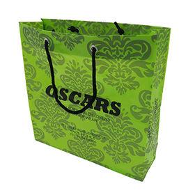 Plastic carry bag from  Everfaith International (Shanghai) Co. Ltd