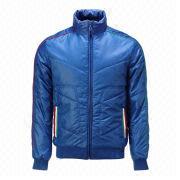 Men's casual jackets from  Fuzhou H&f Garment Co.,LTD