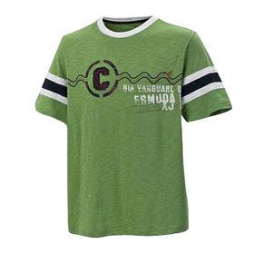 Men's T-shirts from  Qingdao Classic Landy Garments Co. Ltd