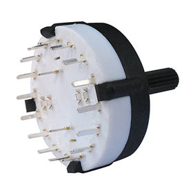Rotary switch from  Changzhou Beiter Electronic Co. Ltd