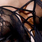 Taiwan Sexy hot floral mesh net women's body stocking