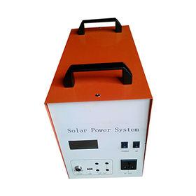 300W Portable Solar Home System from  Sopray Solar Group Co. Ltd
