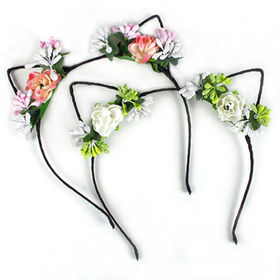 Bohemia Flower Headbands from  Chanch Accessories International Co. Ltd