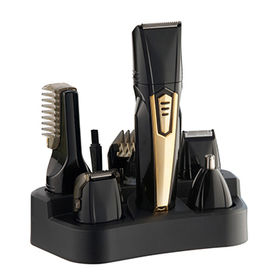 Rechargeable 5-in-1 clipper set from  Anionte International(Zhejiang) Co. Ltd