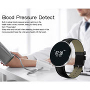 China Newest blood pressure blood oxygen heart rate fitness smart watches