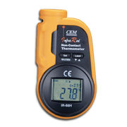 Pocket Infrared Thermometer from  Shenzhen Everbest Machinery Industry Co. Ltd