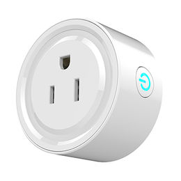 Mini smart home APP controlled Wi-Fi socket from  Hangzhou Frankever Electronic Co. Ltd