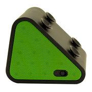 Hot-selling Bluetooth Speaker, Rubber Case, Anti-shock