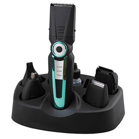 6-in-1 shaver with hair clipper and nose trimmer from  Anionte International(Zhejiang) Co. Ltd