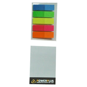 Color Sticky Notes from  Kinlux Industrial Corporation