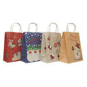 Christmas Paper Gift Bags from  Xiamen Botop Paper Products Co.,Ltd