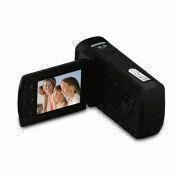 China Portable Digital Video Camera with 5.0-megapixel CMOS Sensor, Supports AVI Video File Format