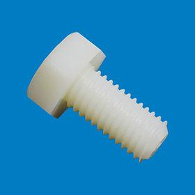 Nylon hex head screw from  Ganzhou Heying Universal Parts Co.,Ltd