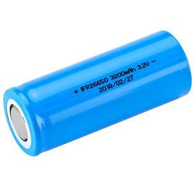 LiFePO4 26650 3.2V 3000mAh Battery from  Shenzhen BAK Technology Co. Ltd