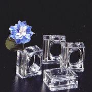 Acrylic Napkin Ring from  Dalco H.J. Co Ltd