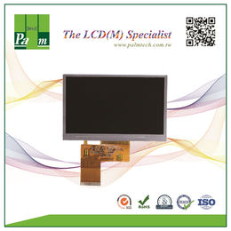 TFT 4.3-inch LCD Module from  Palm Technology Co. Ltd